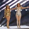Jennifer Lopez in Shakira navdušili z nastopom na Superbowlu!