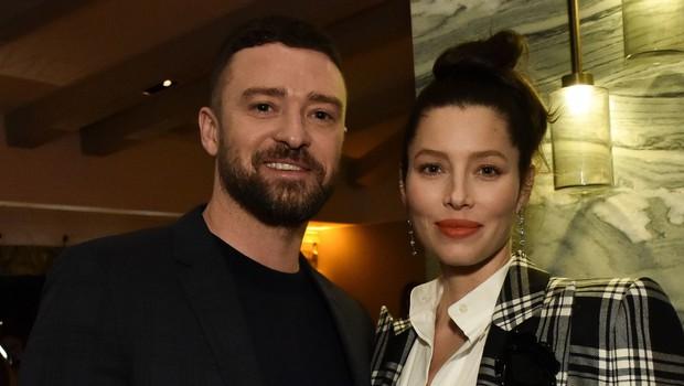Jessica Biel in Justin Timberlake sta prebrodila težave (foto: Profimedia)