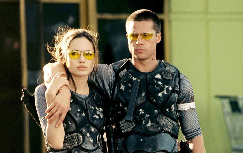 """Angelina na ves glas """"udrihala"""" po Bradu, med sodno bitko je povsem izgubila živce (foto: C.20Thc.Fox/Everett/Shutterstock Editorial/Profimedia)"""