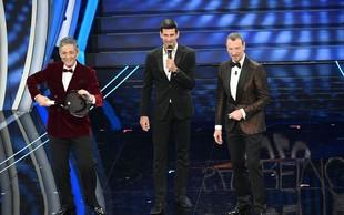 Bo teniški igralec Novak Đoković prestopil med pevske zvezde?