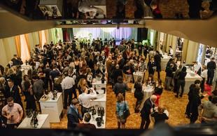 Parkov festival vin in kulinarike popestril zimski utrip Nove Gorice