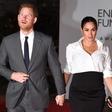 Princa Harryja in Meghan Markle vabili na podelitev oskarjev, a sta vabilo brez oklevanja zavrnila