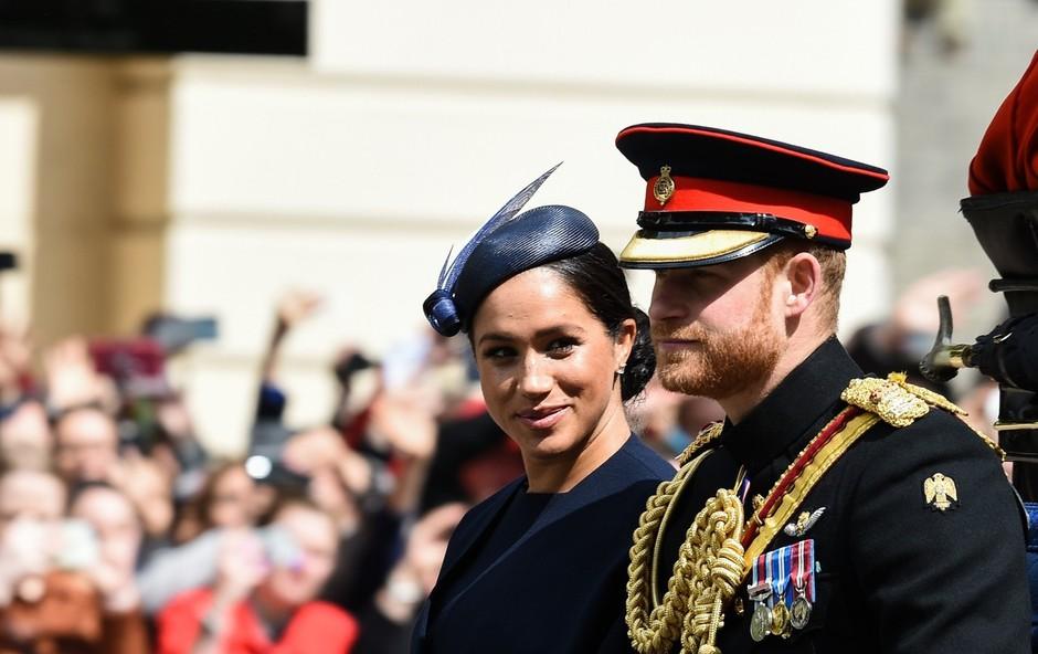 Princ Harry priznal, da čisto nič ne obžaluje odhoda iz kraljeve družine (foto: Profimedia)