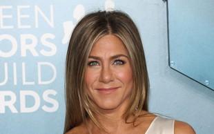 Zakaj Jennifer Aniston nismo videli na podelitvi oskarjev?