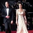 Poglejte si zabavno reakcijo princa Williama na podelitvi nagrad BAFTA 2020