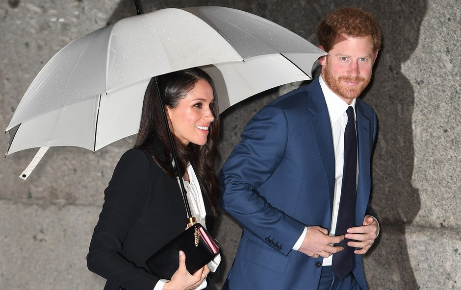 Princ Harry in Meghan Markle že imata za seboj prvi poslovni projekt in zanj sta mastno zaslužila (foto: Profimedia)