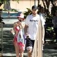Kendall Jenner in Ben Simmons sta uživala v Miamiju