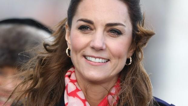 Kate Middleton se zavzema za mentalno zdravje otrok (foto: Profimedia)