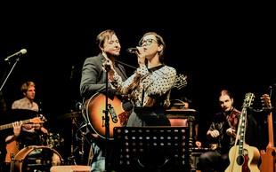 Gal in Severa Gjurin: Njuni koncerti se prodajajo kot vroče žemljice