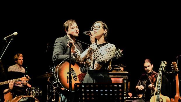Gal in Severa Gjurin: Njuni koncerti se prodajajo kot vroče žemljice (foto: Promocijsko gradivo)