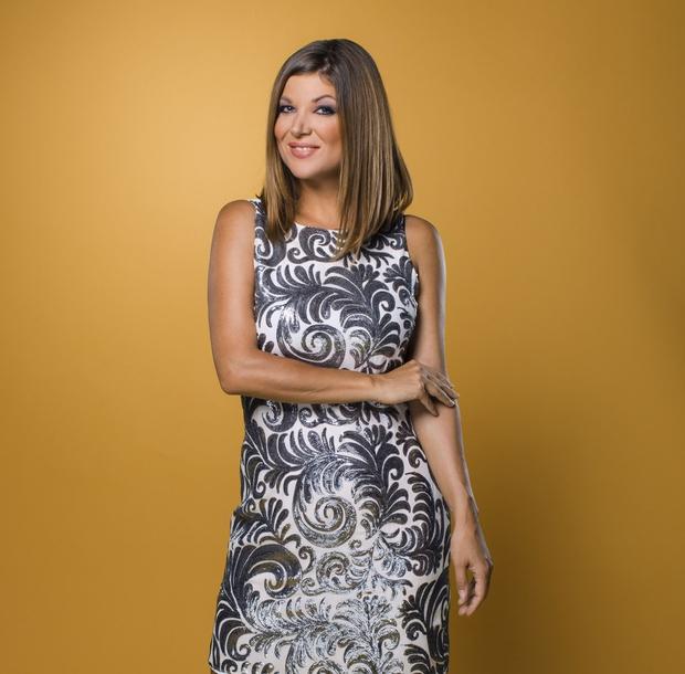Jasna Kuljaj: Če bi bilo po moje, bi že večkrat zažgala lasuljo Helene Blagne (foto: Planet TV)