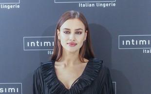 Poglejte si, kako ljubka je hčerka ruske manekenke Irine Shayk
