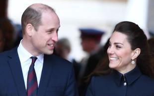 Princ William se je duhovito pošalil na račun princa Charlesa