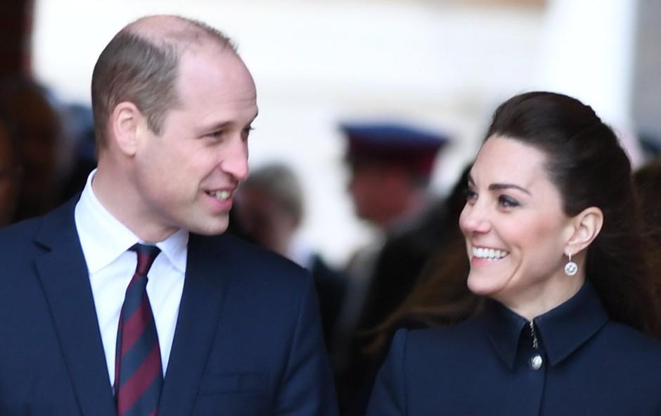 Princ William se je duhovito pošalil na račun princa Charlesa (foto: Profimedia)