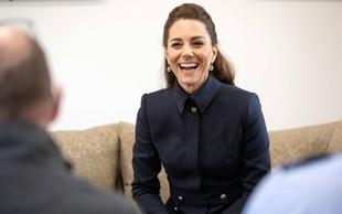 Kate Middleton spet dokazala, zakaj je na Otoku že leta modna ikona
