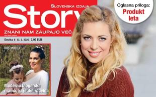 TV-voditeljica Ana Tavčar za Story: Ljudje si dovolijo marsikaj
