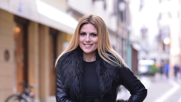 Patricija Simonič o poroki z Giannijem Rijavcem: Bolj ko hodiva po isti poti, si postajava vedno bližja (foto: Osebni album)