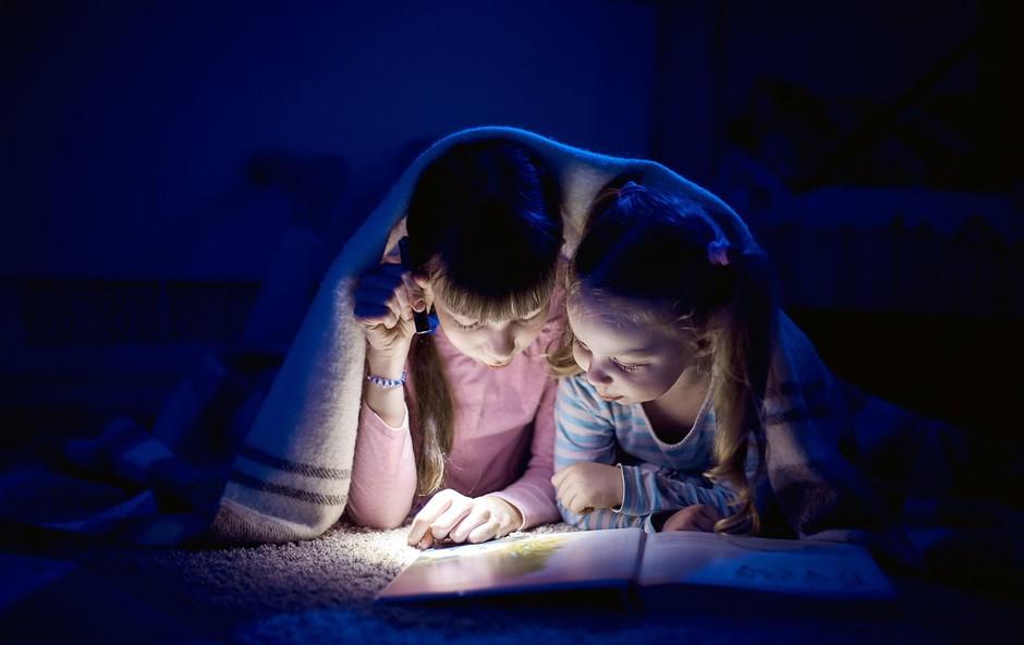 Karen Wallace: Angeli za lahko noč (otrokom od 4. do 8. let) (foto: profimedia)