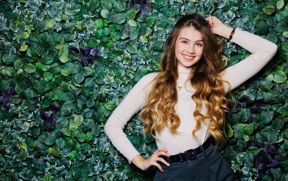 Saša Lešnjek, izbranka Alexa Volaska: Kljub bolezni glasba ostaja z menoj (foto: Aleksandra Saša Prelesnik)