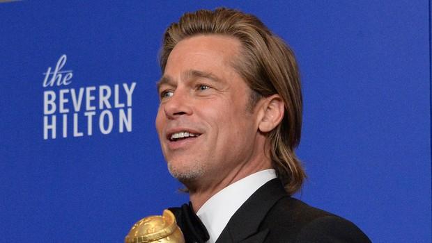 Mama Brada Pitta je besna na bivšo snaho Angelino! (foto: Profimedia)