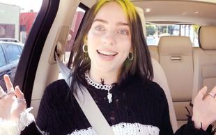 Billie Eilish je najmlajša pevka najbolj slavnega tajnega agenta