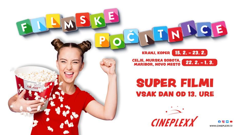 Filmske počitnice v CINEPLEXXU (foto: promocijski material)