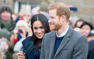 Meghan Markle in princ Harry imata drug za drugega zelo ljubka nadimka