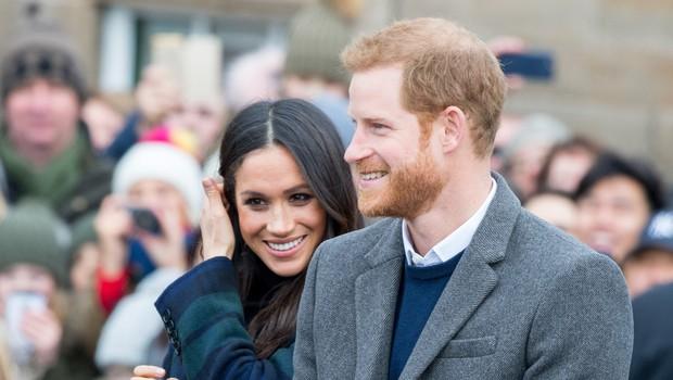 Meghan Markle in princ Harry imata drug za drugega zelo ljubka nadimka (foto: Profimedia)