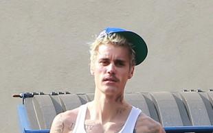 Justin Bieber priznal, da je bil po koncu razmerja s Seleno Gomez precej na tleh