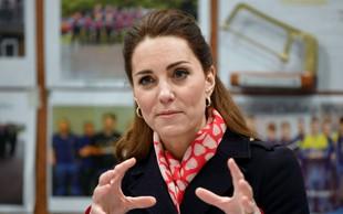 Ta fotografija princese Charlotte je za Kate Middleton še posebej dragocena