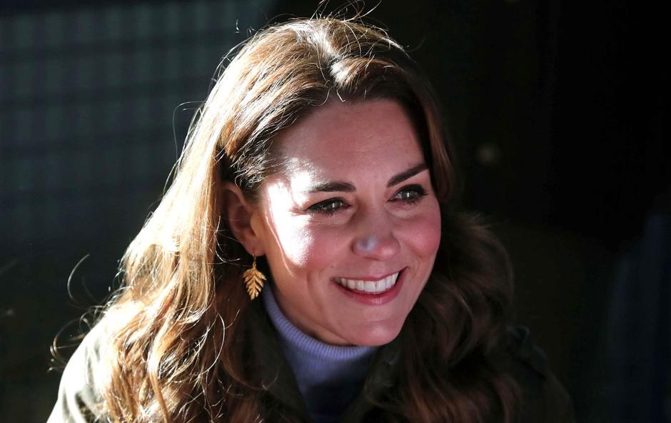 Kate Middleton razkrila, kako ona najraje preživlja čas z otroci (foto: Profimedia)