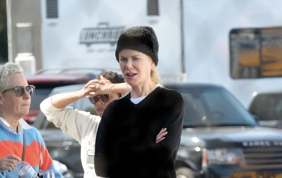 Tako je videti Nicole Kidman povsem brez ličil (foto: Profimedia)