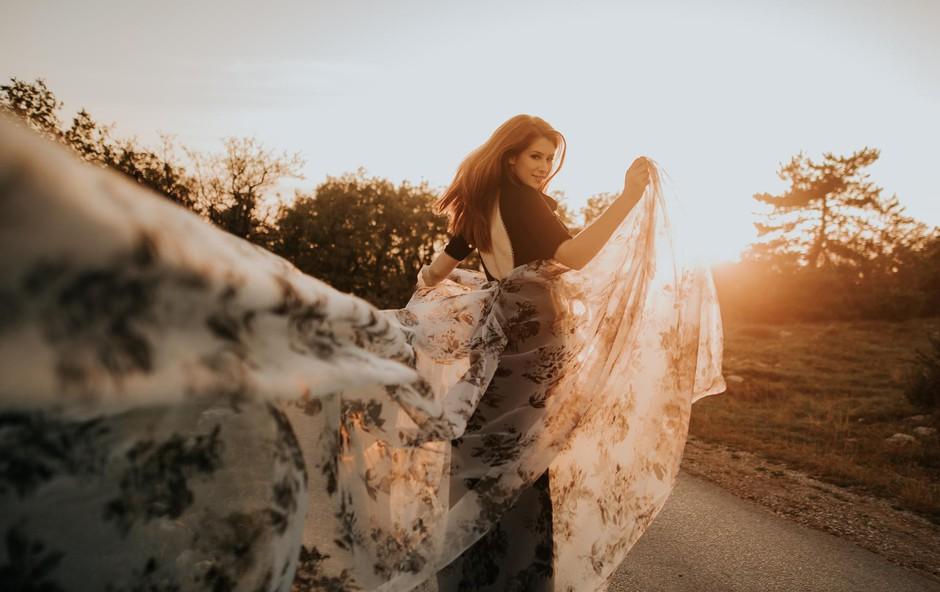 Eva Boto: Želim si še nastopiti na Pesmi Evrovizije, ko bom začutila, da imam pravo pesem za takšen projekt (foto: Ana Gregorič)