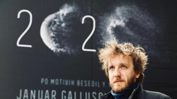 Matej Puc: Skrbim le za svojo rit