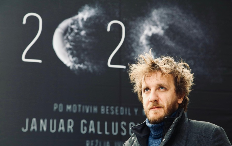 Matej Puc: Skrbim le za svojo rit (foto: Aleksandra Saša Prelesnik)