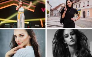 Ema 2020 (1. del): Na kakšne pesmi stavijo debitantke Gaja Prestor, Manca Berlec, Klara Jazbec in Saška?