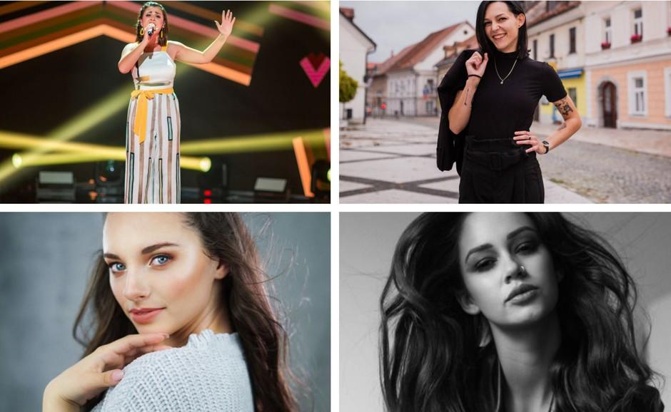 Ema 2020 (1. del): Na kakšne pesmi stavijo debitantke Gaja Prestor, Manca Berlec, Klara Jazbec in Saška? (foto: SOJ RTV SLO)