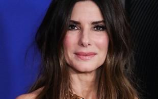 Sandra Bullock se ne želi ločiti od svojih otrok