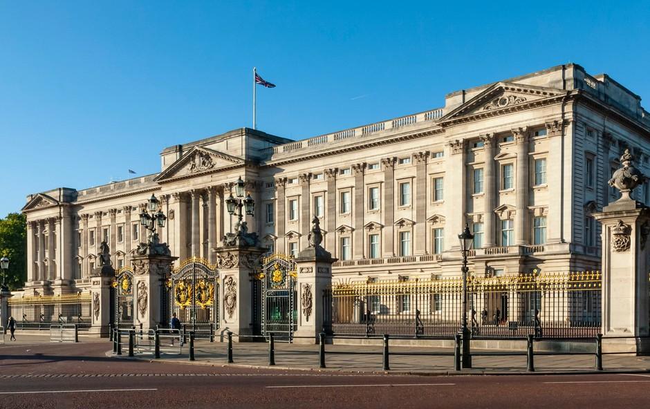 Poglejte si, kako poteka prenova v Buckinghamski palači (foto: Profimedia)