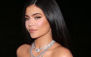 Preberite, koliko otrok si želi imeti Kylie Jenner