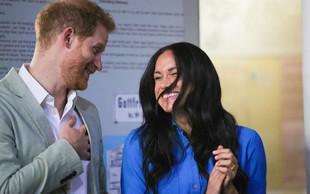 Princ Harry in vojvodinja Meghan Markle bosta verjetno že prav kmalu ostala brez kraljevih nazivov