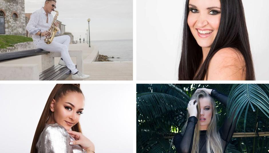 Ema 2020 (2. del): Kaj ponujajo Lina Kuduzović, Božidar Wolfand-Wolf, Tinkara Kovač in Ana Soklič? (foto: Promo foto)