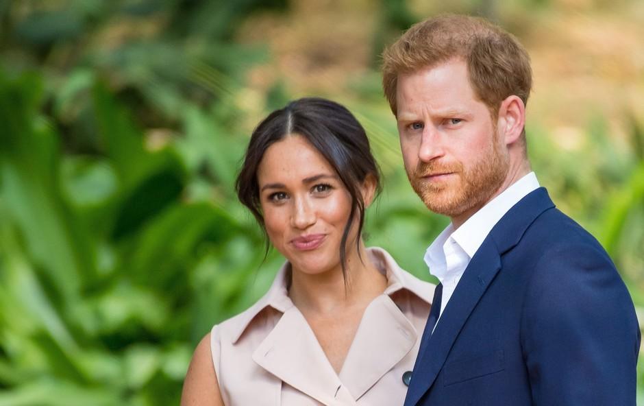 Zdaj je že znano, da Harry in Meghan Markle še vedno ostajata princ in vojvodinja (foto: Profimedia)