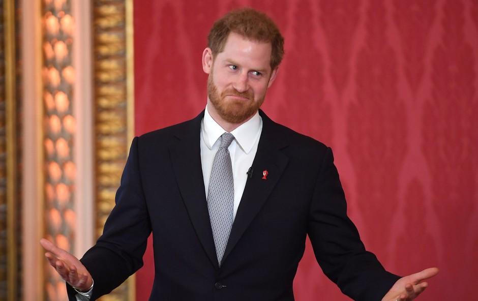 Poglejte si, kaj je princ Harry kupil v supermarketu in kako je bil oblečen (foto: Profimedia)