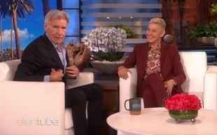Harrison Ford se pripravlja na snemanje novega filma o Indiani Jonesu