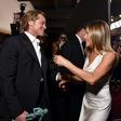 Jennifer Aniston še vedno nosi prstan, ki ji ga je ob zaroki podaril Brad Pitt