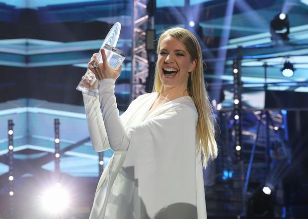 Slovenijo bo na Evroviziji v Rotterdamu zastopala Ana Soklič (foto: Adrijan Pregelj)