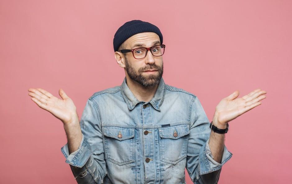 Telesna govorica: 9 slabih navad, ki se jih je treba znebiti! (foto: Profimedia)