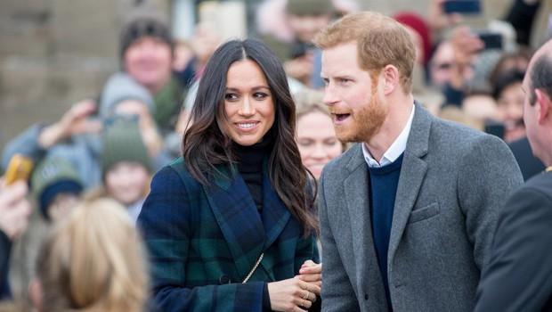 Princ Harry in Meghan Markle prihajata v London, Kate Middleton in princu Williamu pa se mudi na Irsko (foto: Profimedia)
