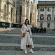 Lorella Flego pojasnjuje, kako je koronavirus zasenčil nedavni teden mode v italijanskem Milanu